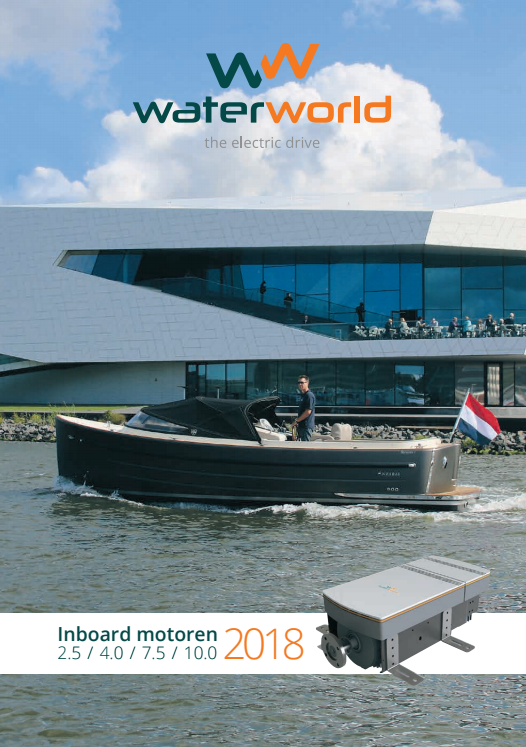 WaterWorld brochure 2018